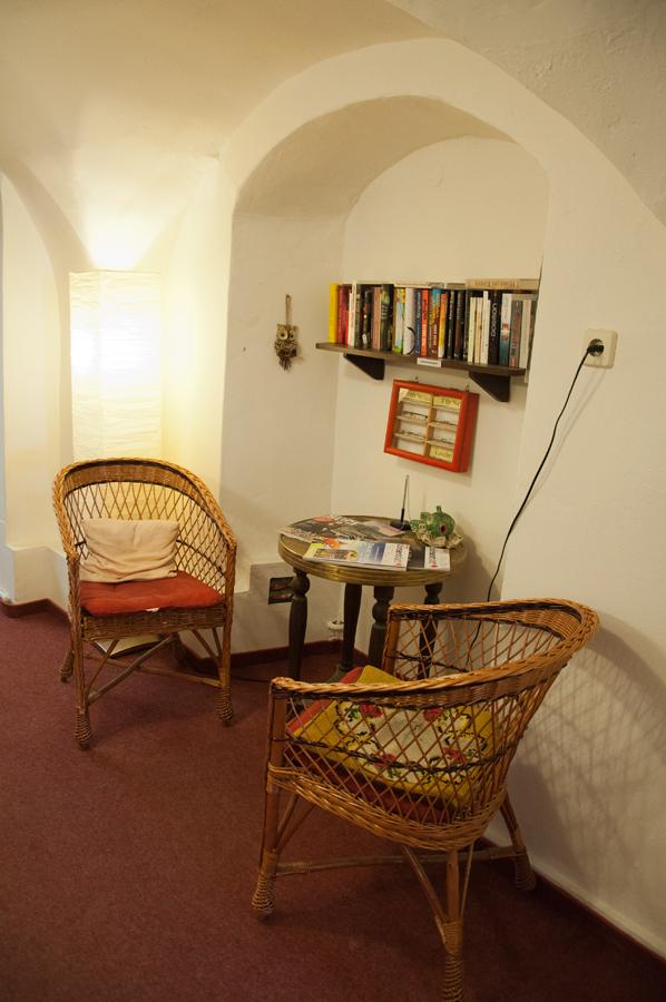 Lese-Ecke Bücherstube