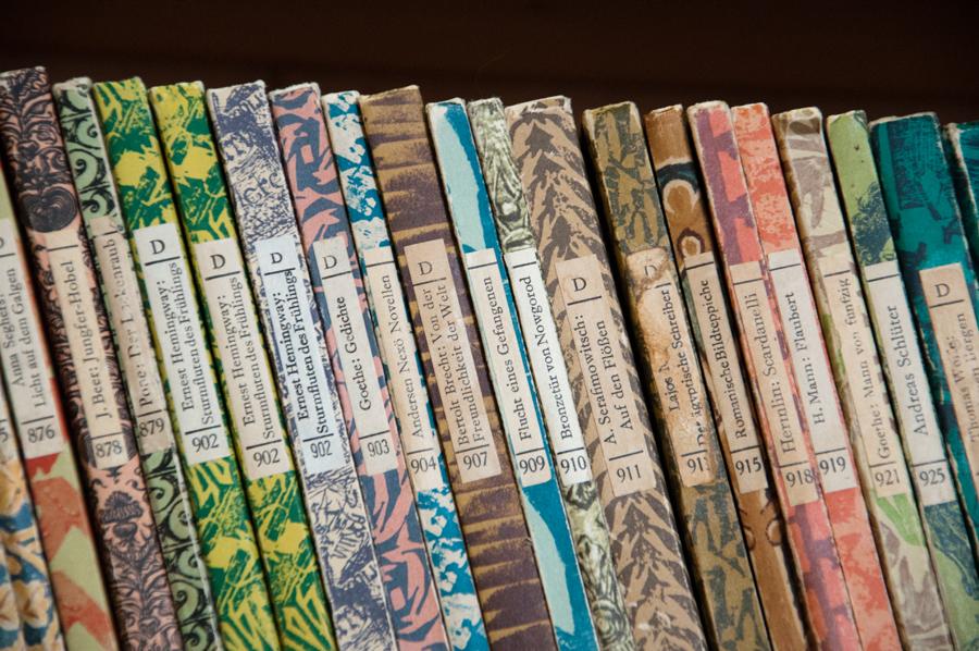Insel-Bücherei-Bände